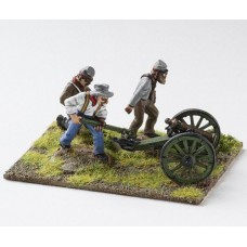 Mountain Gun & Crew