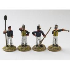 Napoleonic Artillery Crew