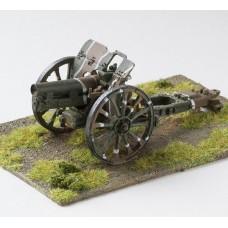 WW1 British 4.5 Howitzer
